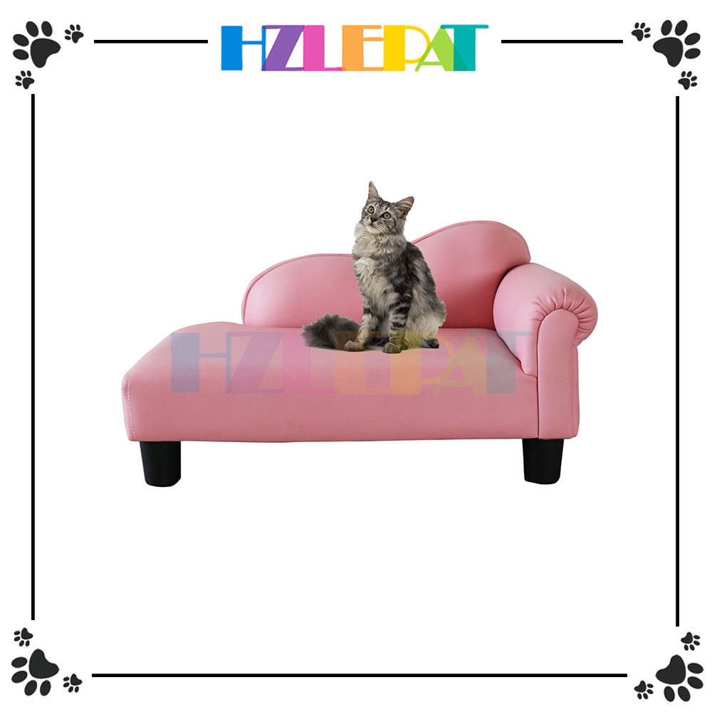 China pet sofa wholesale luxury pet dog sofa