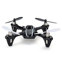 100% Original Hubsan H107L X4 2.4G 4CH 6Axis RTF Radio Control Mini RC Helicopter UFO Quadcopter Toy