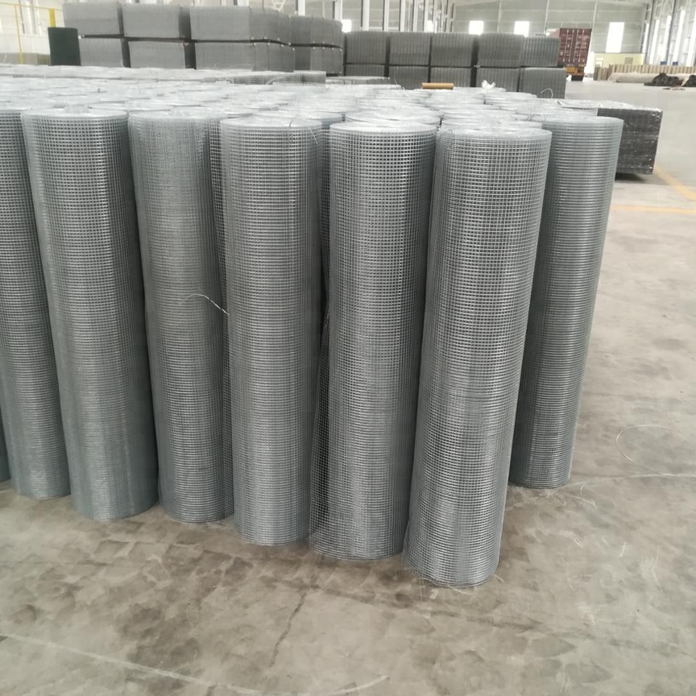 bright Galvanized Welded Wire <strong>Mesh</strong> factory price