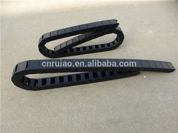 cnc moving cable energy chain wire protective cable carrier chain