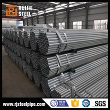 gas pipe, galvanized fittings, weight of gi tube