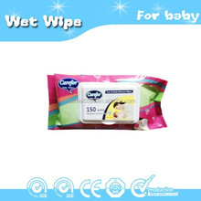 Skin & soft care natural baby wipes
