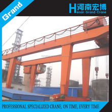 Low Charge Maintenance Grab Gantry Crane A Frame Gantry Crane