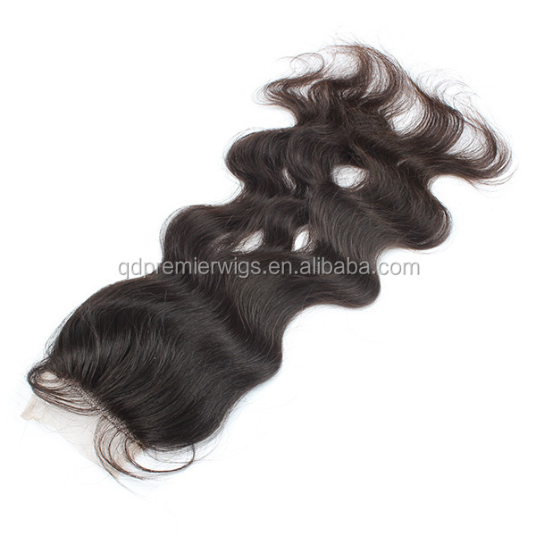 Wholesale Brazilian Body Wave Lace Closure Lace Closure Human Hair