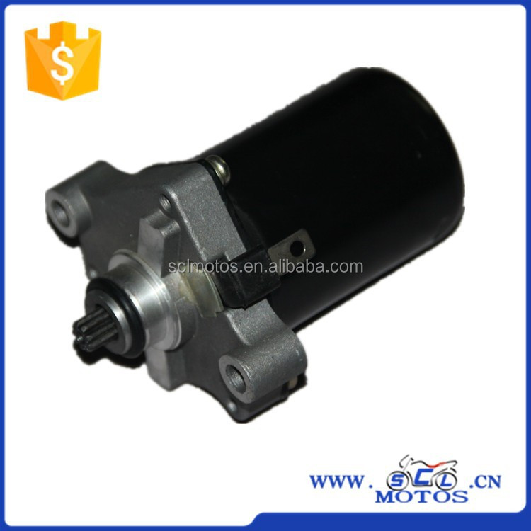 SCL-2013030161 Motorcycle Starting Motor ACTIVA Electric Starter Motor