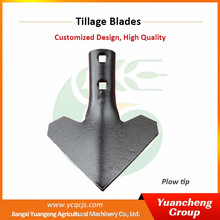 Wholesale Plow Blade Subsoiling Tiller Spare Parts