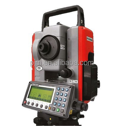 top rated pentax r202ne/r205ne topographic surveying total station with 350m bluetooth reflectorless