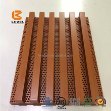 Architectual Artist Acoustic Material For Wall And Ceiling Interior Trim Decorative Wall Paneling Cladding For Studio
