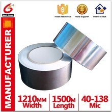 Waterproof and hvac & refrigeration A53 Aluminum Foil Tape