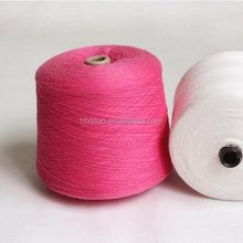 A Grade Top Quality Bright White or Dope Dyed on Cone Blended Poly Hb Acrylic Yarn