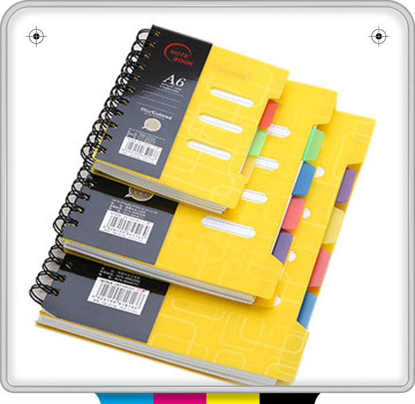 simple notepad excercise books supplier