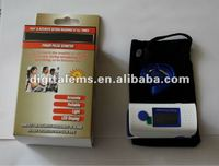 hot selling Fingertip pulse Oximeter used in hospital, home, community medical treatment