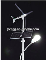 Solar energy street light poles with manufacturer
