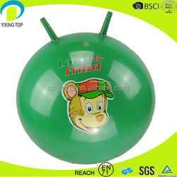 different sizes gymnastic hopper gym ball