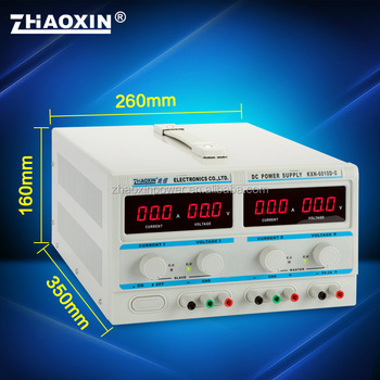 KXN-6010D-II ZHAOXIN Multiple voltage dc power supply variable dual with CE approved
