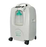 KL-ZY5L (LUXURIOUS STYLE) Oxy Concentrator With Two Outlets portable oxygen concentrator with battery mini portable oxygen