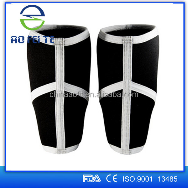 Crossfit Weightlifting Fitness Bodybuilding Gym Neoprene Knee and Elbow Pads