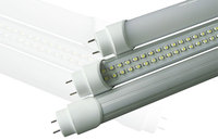 18W LED Tube T8 Pure White Four Ft low price 110 230 VAC 1200mm with isolated power 5000k By Triumph