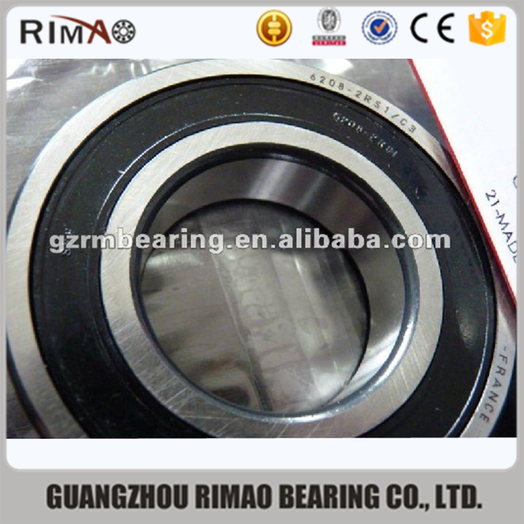 NTN 6208z 6208zz deep groove ball bearing 6208 bearing