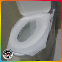 Disposable Tissue Paper Toilet Seat Covers