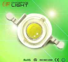 1W high power Epistar 1w high power led downing ligh