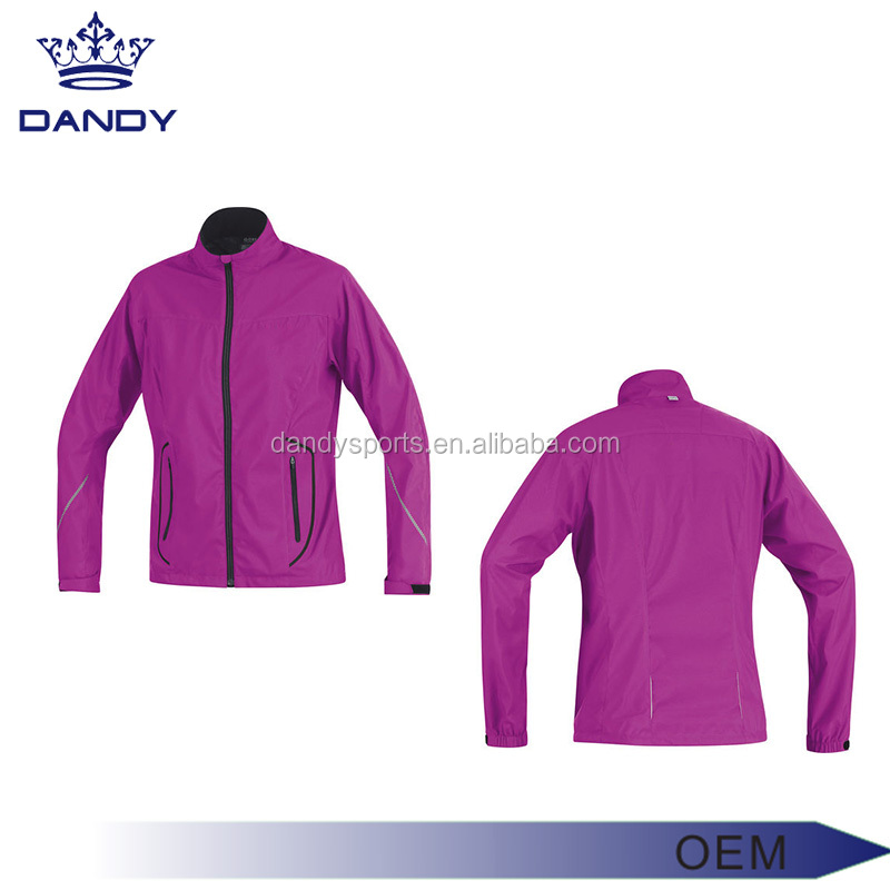 High Quality Customized winter jacket leather motorcycle jacket for woman