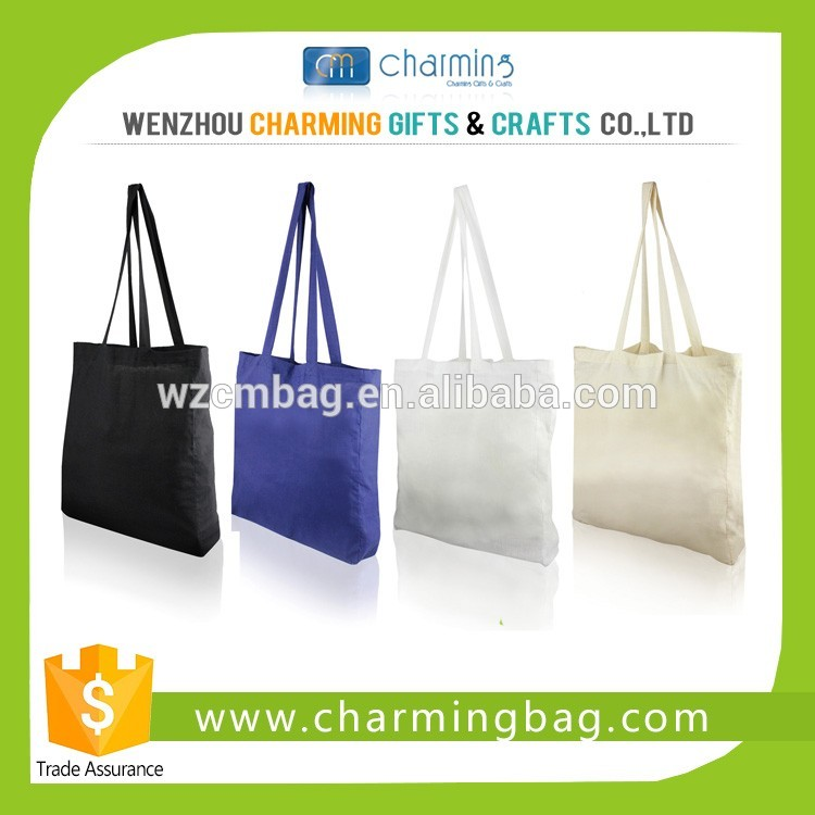 Promotional Custom Design Cheap Recyclable Cotton Fabric Drawstring Bag
