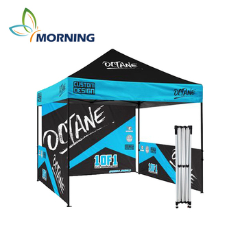 Custom aluminum outdoor 600D fabric waterproof stretch tent for event