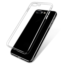 R.G Cheap price Ultra thin Clear TPU Soft mobile phone Case For iPhone X 6s 7 8 Plus