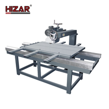 HIZAR HTC2 1200mm ceramic tile cutting machine marble stone cutter