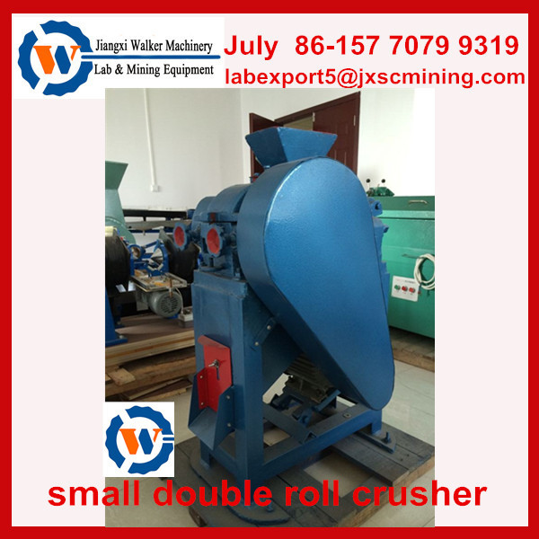 Hot selling Iron ore roller crusher,double roll crusher for iron ore