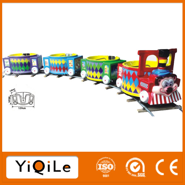 YIQILE cheap plastic toys/plastic train tracks toy for ball track toy
