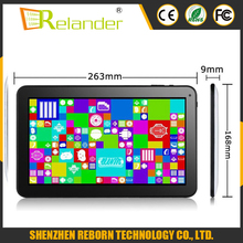 10 inch Android Tablet 1024*600 A83T Octa Core 1.3GHz 2GB+32GB two Camera, Supports WIFI 3G External tablet pc