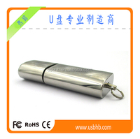 free laser logo metal 512MB u disk with fcc ce rohs, usb flash drive for man