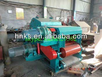 big model drum wood chipper, high capacity wood chipper, wood working machine