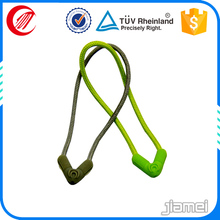 High qulaity cheap zipper puller tabs for handbag