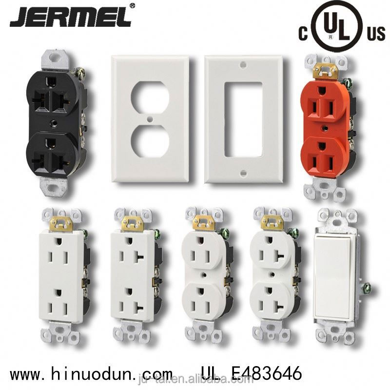 American Standard momentary push button module wall illuminated electrical switch