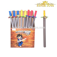 Hot sale custom kids cheap funny toys safe eva foam sword