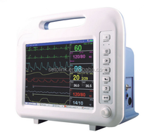 12.1 Inch ambulance multiparameter patient monitor