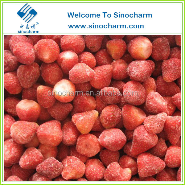 Supply American 13 Variety Frozen Strawberry