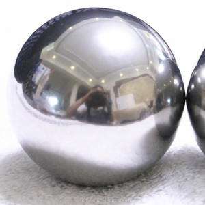 Large hard chrome steel bearing ball for sale baoding
