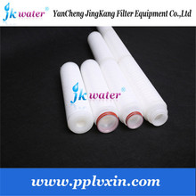 water filter/hydrophobic pleated filter cartridge/liquid filters