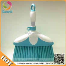 Manufacturer of various dustpan broom 1.2m length long handle PET soft bristle broom