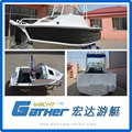 Gather Hot selling Wholesale Welded Aluminum Boats For Sale