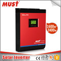MUST hybrid DC/AC inverter solar power hybrid from 3kw to 15kw