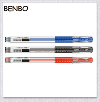 Office learning convenient and practical multi color gel ink pen