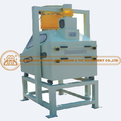 suspended corn grits grading sifter