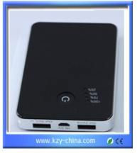 2012 latest 5000mAh Hot Power Bank & Portable Power Charger