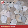 Chinese European standard outdoor slate stepping stones