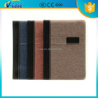Classic style Leather tablet case for ipad